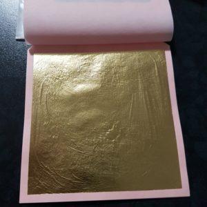 Iconography Supplies - 23K Loose Goldleaf