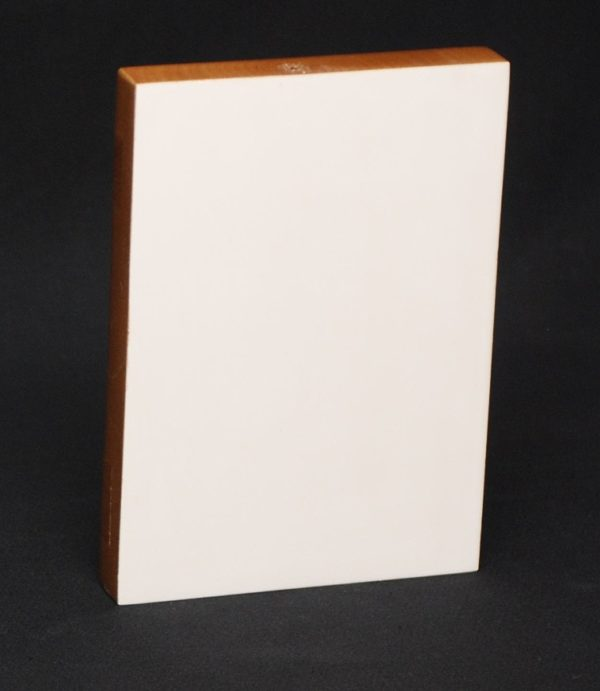 Iconography Supplies - Gessoed Board Flat