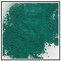 Genuine Mayan Green Pigment
