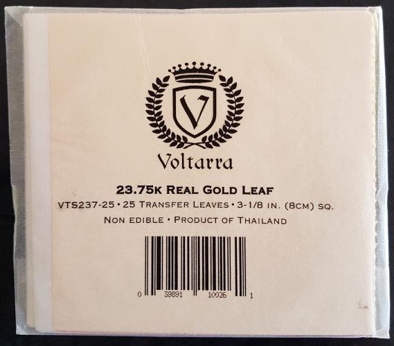 IconographySupplies - 23.75K_Transfer Genuine Gold Leaf