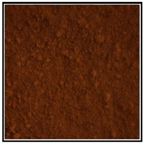 Iconography Supplies - Artists Pigment - Burnt Umber