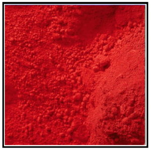 Iconography Supplies - Artists Pigment - Cadmium Red Deep