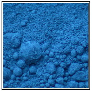 Iconography Supplies - Artists Pigment - Cerulean Blue