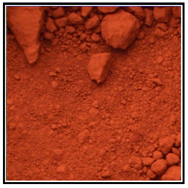 Iconography Supplies - Artists Pigment - Red Oxide