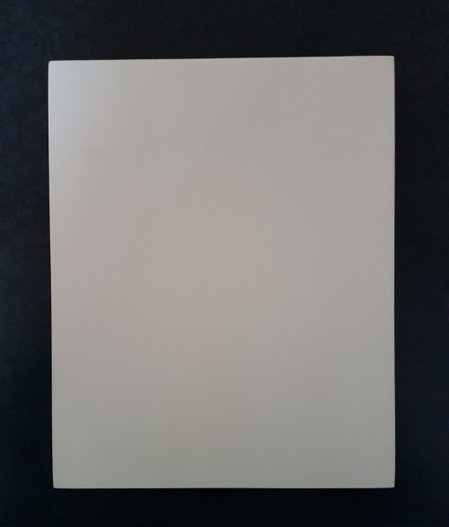 Iconography Supplies - Gessoed Board Flat 20x25cm