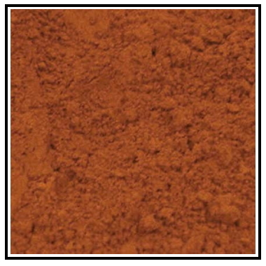 Iconography Supplies - Artists Pigment - Red Ochre