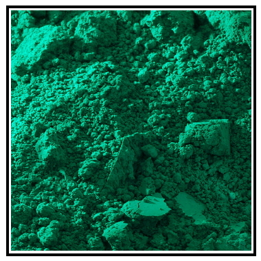 Iconography Supplies - Artists Pigment - Viridian Green