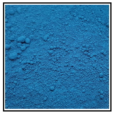 IconographySupplies - Artists Pigment - Cobalt Blue