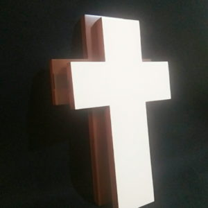 Iconography Supplies - Icon Board Cross