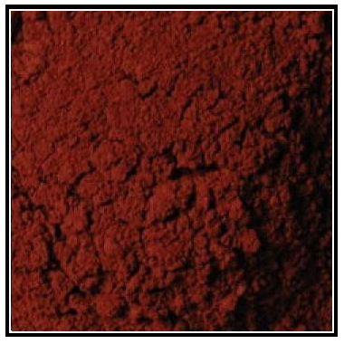 Iconography Supplies - Artists Pigment - Indian Red