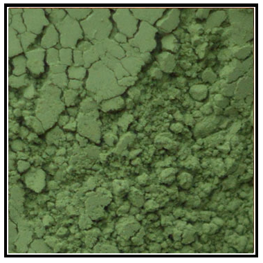 Iconography Supplies - Artists Pigment - Terre Verte