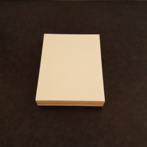 Iconography Supplies - Flat Gesso Board 10x13cm