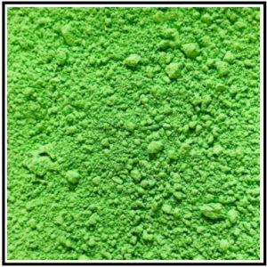 Iconography Supplies Artist Pigment - Emerald Light Green