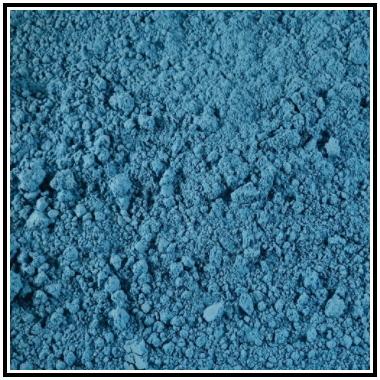 Iconography Supplies Artist Pigment - Ercolano Blue
