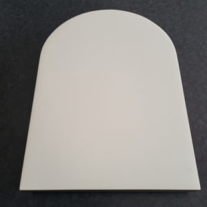 Iconography Supplies - Arch Top Flat with Raised Braces