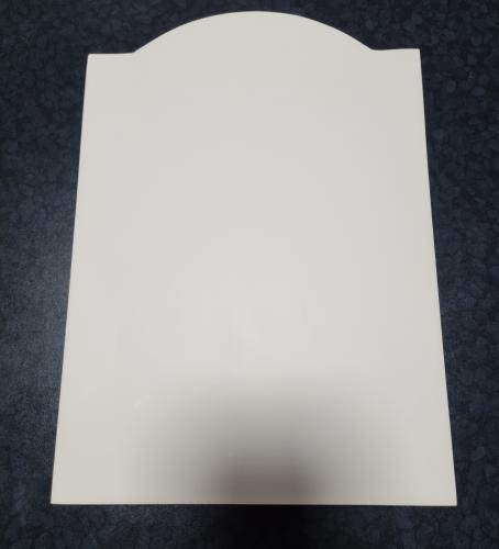 Iconography Supplies - Gessoed Board Halo Top